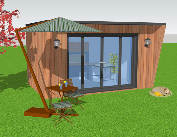 Garden Room Ideas From Experts Garden Studio Office Gym Or Retreat